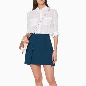 Club Monaco Mistyvehn Skirt in Blue 00